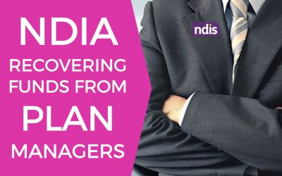 NDIA AUTOMATICALLY RECOVERING FUNDS FROM PLAN MANAGERS