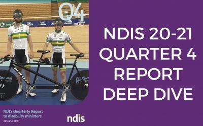 NDIS Q4 QUARTERLY REPORT DEEP DIVE