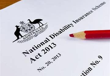 NDIS DRAFT LEGISLATION RELEASED